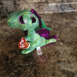 Ty Beanie Boos Cinder Dragon